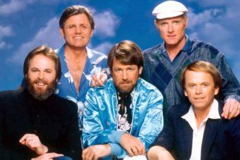 Beach Boys en los ochenta