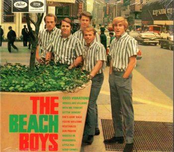The Beach Boys de Portada tras una gran maceta