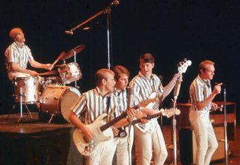 The Beach Boys rayados
