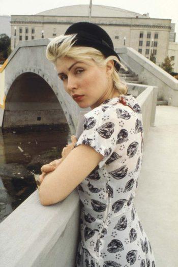 Debbie Harry - No se tiró