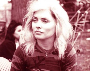 Debbie Harry - Modelo