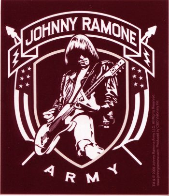 Johnny Ramone - Emblema