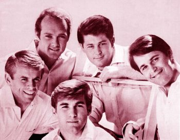 The Beach Boys en 1965