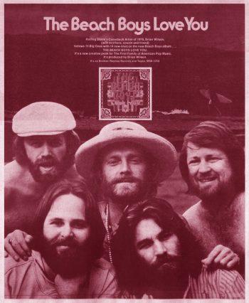 The Beach Boys: Love You