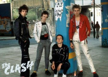 The Clash en una reunión