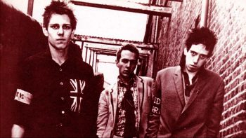 The Clash cuando The Clash