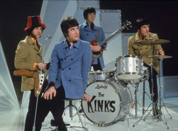 The Kinks en TV