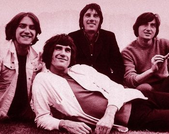The Kinks reposando