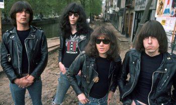 The Ramones bastante formales