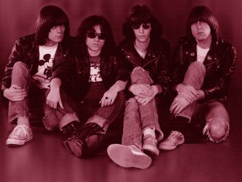 The Ramones inofensivos