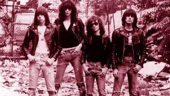 The Ramones muy muy serios