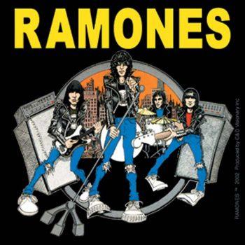 The Ramones camino a la ruina