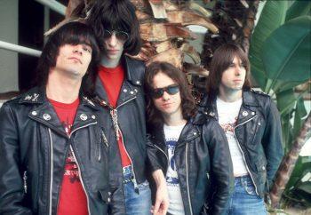 The Ramones reportaje fotográfico