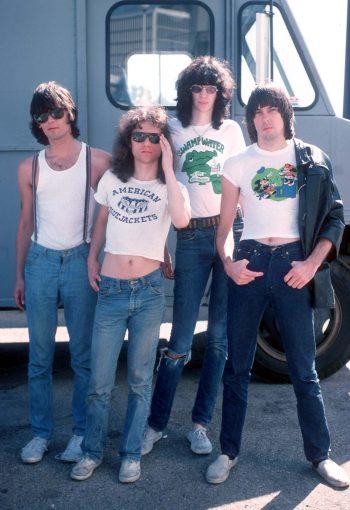 The Ramones - Para Joey sí había talla