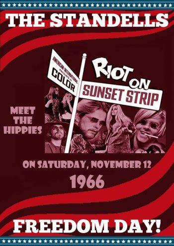 The Standells - Riot On Sunset Strip