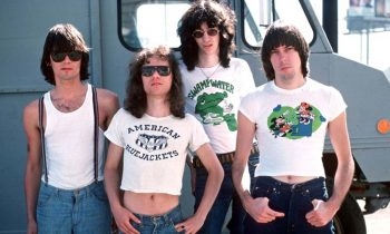 The Ramones en 1976