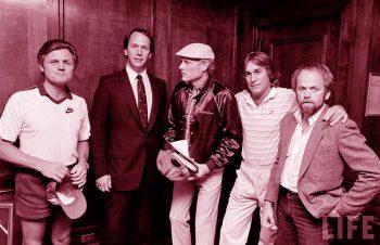 Beach Boys con el Business