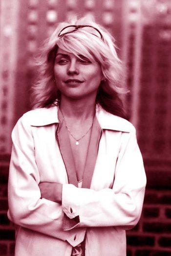 Blondie satisfecha de su carrera