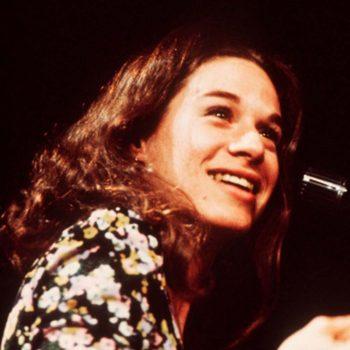 Carole King optimista