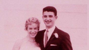 Carole King y Gerry Goffin recién casados
