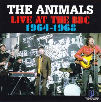 The Animals - Live at The BBC