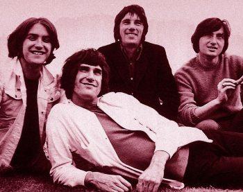 The Kinks reposando