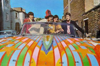 "The Kinks - Ambiente ""The Prisoner"""