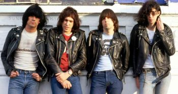 The Ramones camisetas largas