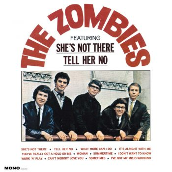 The Zombies - What More Can I Do ¡Qué buen tema!